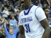 Angel Delgado: Buena Labor, Pierde Seton Hall.!!!