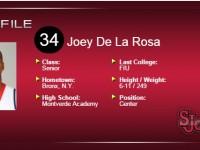 Joey De La Rosa, Modesto En Victoria De St. John's