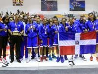 El Baloncesto Femenino Dominicano, Castigado Una Vez Mas.!!!