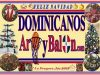 FELIZ NAVIDAD Y UN PROSPERO AÑO 2019 … Dominicanos Aro Y Balon.!!!
