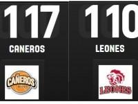 Cañeros Derrotan Leones, Ascienden A La Cima.!!!