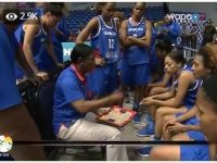 Centro Basket Femenino 2018 … Cayeron Nuestras 'VIEJITAS' … Valiente Esfuerzo.!!!