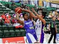 Chile Da Patadas En La NALGAS, Al Basket Femenino Republica Dominicana.!!!