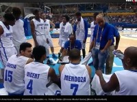 Dominicana vs USA, 1ra Mitad…IMAGENES.!!!