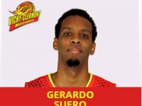 GERARDO SUERO … 2DA DIVISION … 16 Minutos Desde La Banca … Baloncesto En Francia.!!!