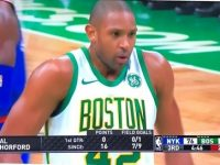 ALFRED JOEL HORFORD REYNOSO .. Magnifico … Boston Celtics Derrota New York Knicks.!!!