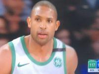 Alfred Joel Horford Reynoso y Boston Celtics … Catedra De Baloncesto En El Madison Square Garden.!!!