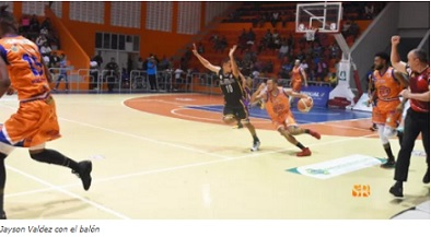 Baloncesto Santiago Rodriguez … Jayson Valdez … El Incomparable … Guia Corona Club Gilson Garcia.!!!