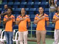 Baloncesto Superior LA VEGA … 1er Partido Serie Final 2018 … 'Chaguito' Martinez … Brillante.!!!