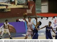Seleccion Nacional U-16, FIBA Americas, Tremendo Compromiso.!!!
