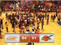 Baloncesto En Moca … Juan Guerrero Guia El Imperio Rojo A Serie Final.!!!