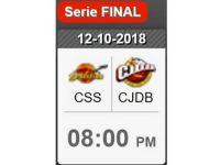 Baloncesto Superior MOCA 2018 … Inicio Serie Final … Les Extiendo La Invitacion.!!!