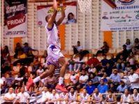 Baloncesto Superior Santiago Rodriguez … Jayson Valdez Guia El Club Gilson Garcia … 1er Partido Serie Final.!!!