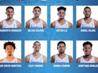 Seleccion Nacional Dominicana … Escoge Sus 12 Jugadores.!!!