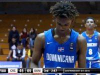 Seleccion Nacional … CentroBasket U15 … Republica Dominicana Continua Escarmentando Su Poderio.!!!