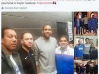 SALVE Rafael Uribe …Aglutina Un Equipo Dream Team Para La Proxima Ventana FIBA.!!!